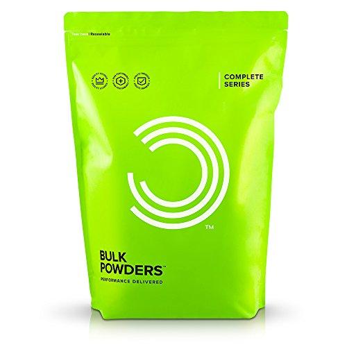 BULK POWDERS Complete Intra-Workout, BCAA Pulver, Aminosäuren, Apfel und Himbeere, 500 g