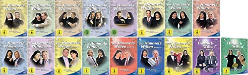 Staffel  1-17 (72 DVDs)