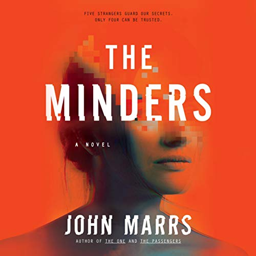 The Minders Audiobook By John Marrs cover art