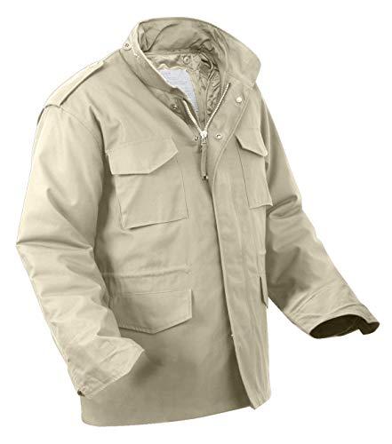Rothco Ultra Force M-65 Field Jacket Khaki