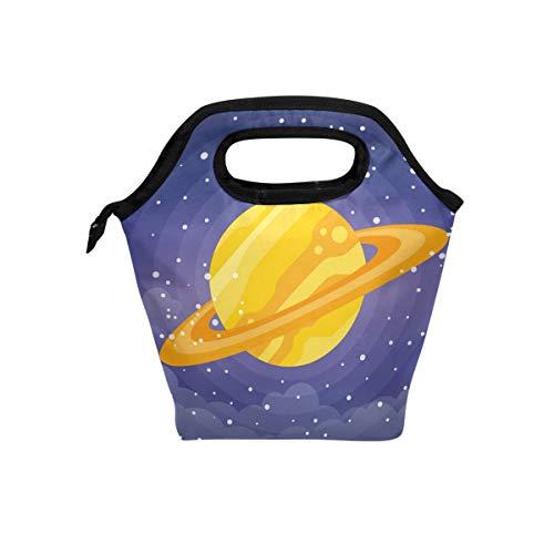 Montoj Saturn Kühltasche für Erwachsene, Kühltasche