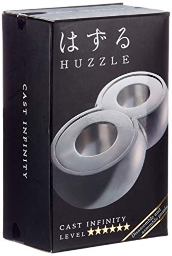 GIGAMIC- Huzzle Cast Infinity Diff.6 Casse Tête, CPINF