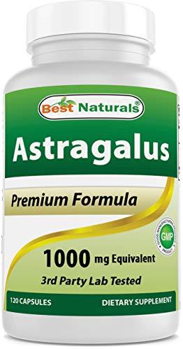 Best Naturals Astragalus Capsules