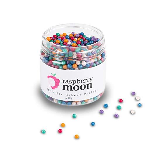 Raspberry Moon Orbeez Perlen (50, Metalic Color)
