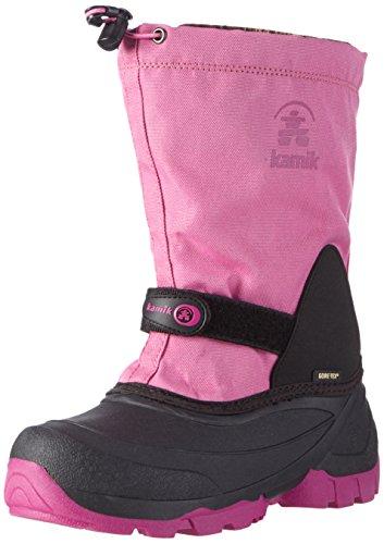 Kamik Waterbug 5G Kinder Schneestiefel, Pink EU39