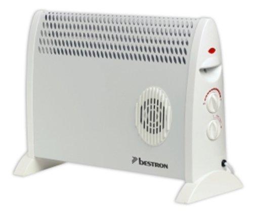 Bestron DBH2001 - Calefactor convector (2000 W)