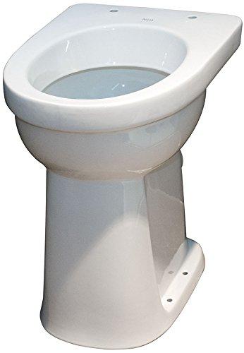 Keramag Allia Paris Care Standflachspül WC Toilette Stand Flach erhöht um +10cm