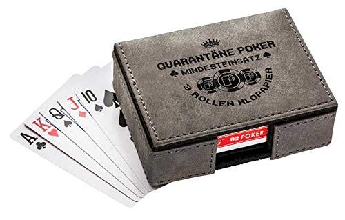 Spielkarten mit Box