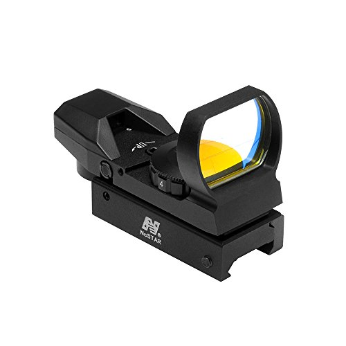 NCStar Red Dot Reflex Sight, Black - D4B