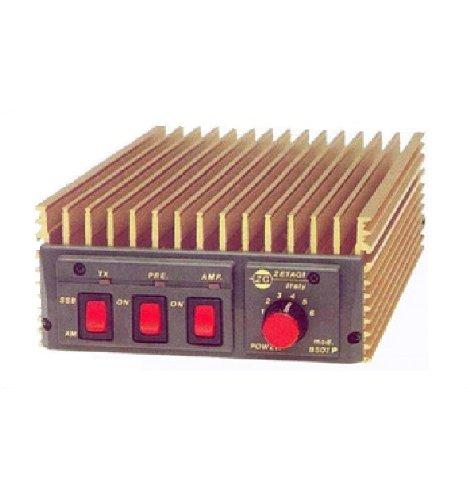 ZETAGI b501p b-501-p Linear Verstärker mit Vorverstärker 24V