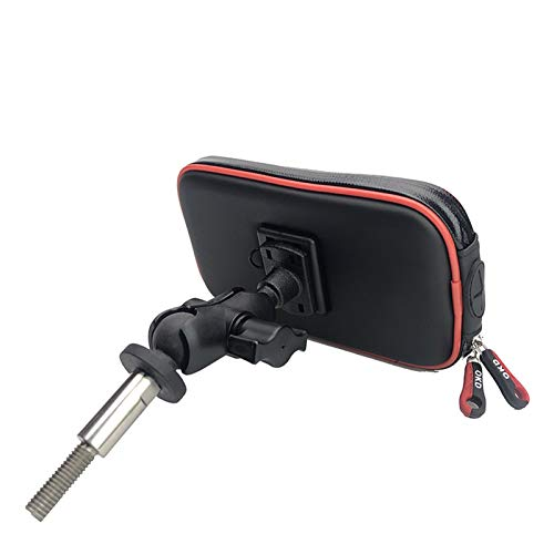 FANGFANG Want Want Lin K1600GT Teléfono Acción Cámara Cámara Motocicleta GPS Navegación Soporte Fit para BMW K 1600 GT K 1600 GTL 2012-2018 K1600GTL (Color : 4.7 5.2 Inch Bracket)