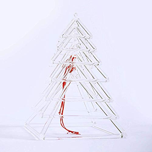 Set of 7 Perfect Healing Music Instrument Quartz Crystal Singing Pyramid 4