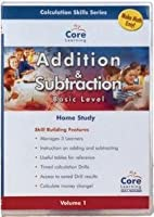 CALCULATION SKILLS V1 ADD & SUB - BASIC - CORE LEARNING [並行輸入品]