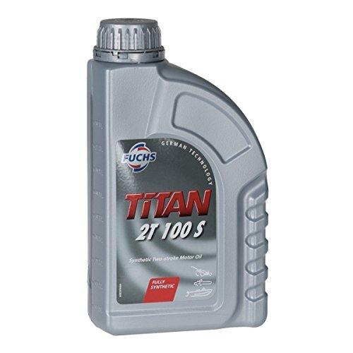 Fuchs Titan 2T 100S Zweitakt-Motoröl 1 Liter Dose