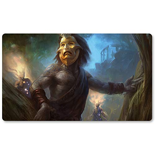 DAXOS, The Returned - Board Game MTG Playmat Table Mat Games Size 60X35 cm Mousepad Play Mat for Yugioh Pokemon Magic The Gathering