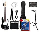 Rocktile Groovers Pack JB Basso elettrico Set II nero