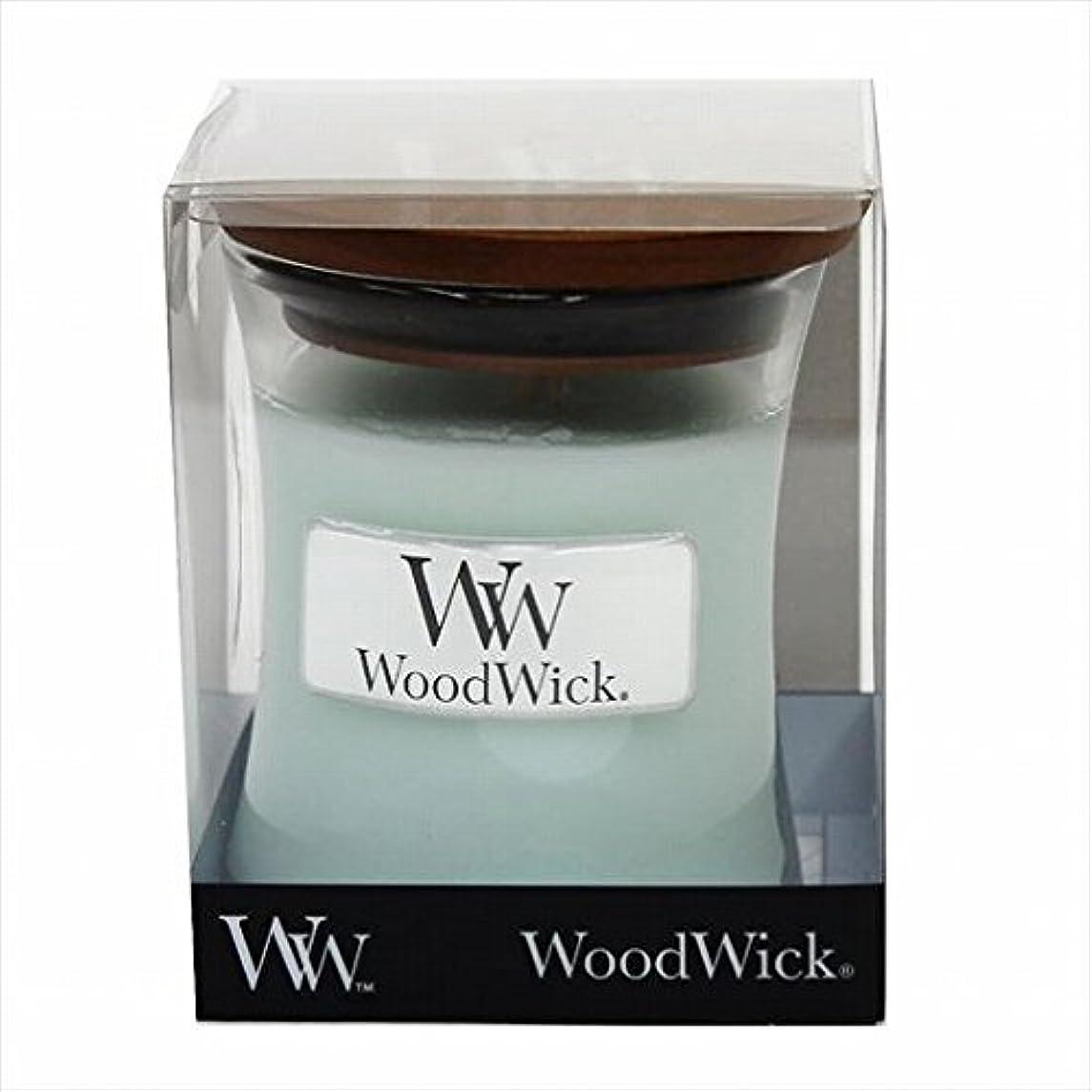 利点頭印象的カメヤマキャンドル( kameyama candle ) Wood Wick ジャーS 「 ピュアコンフォート 」