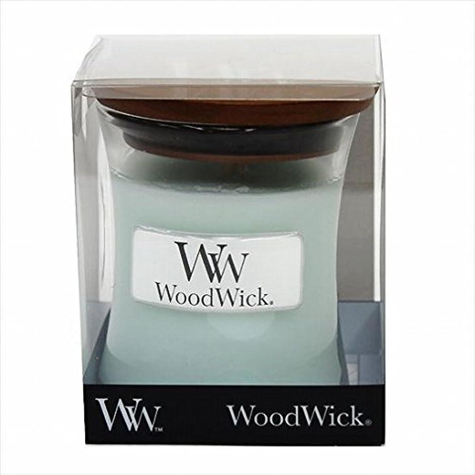 ジャンクション水を飲むメガロポリスカメヤマキャンドル( kameyama candle ) Wood Wick ジャーS 「 ピュアコンフォート 」