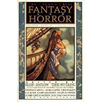 The Year's Best Fantasy and Horror 1990: 4th Annual Collection 031206005X Book Cover