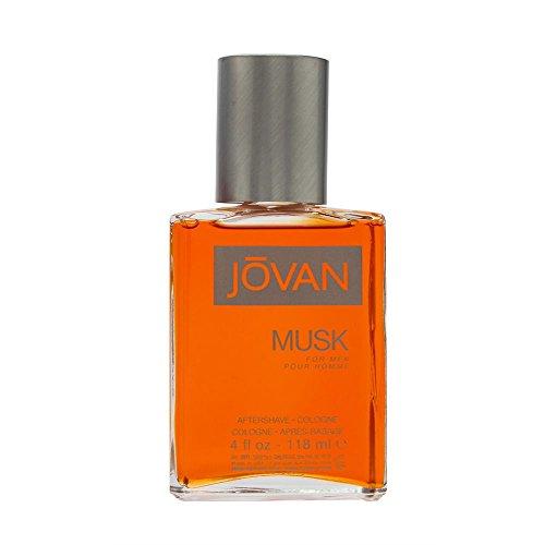Jovan Musk for men After Shave, 1er Pack (1 x 0.118 l)