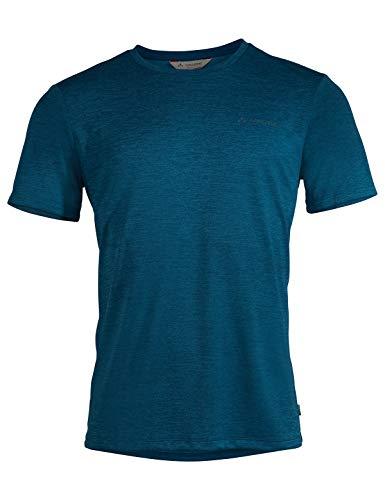 VAUDE Herren T-Shirt Men's Essential T-Shirt, Atlantic, XL, 41326, t