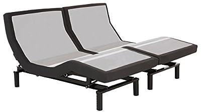 Prodigy 2.0 Leggett & Platt Adjustable Bed Base, Split King, Wireless, Massage, Bluetooth, Head Tilt