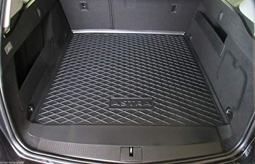 Original Opel Astra J Sports Tourer Caravan Kofferraum Wanne Schalenmatte 1724007 NEU