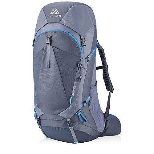 Gregory Amber Backpack Mochila, Mujer, Gris Arctic Grey, Talla única