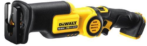 Dewalt DCS310N-XJ Compact Reciprocating Saw, 10.8V, 9.3cm x 38cm x 9.09cm