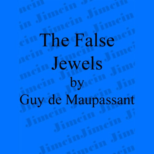 The False Jewels audiobook cover art
