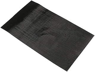 300x500x0. 3mm ألياف الكربون لوحة لوحة لوحة gloosy سطح 3K عادي نسج