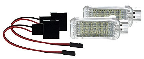 2 X LED SMD Modul Fußraumbeleuchtung