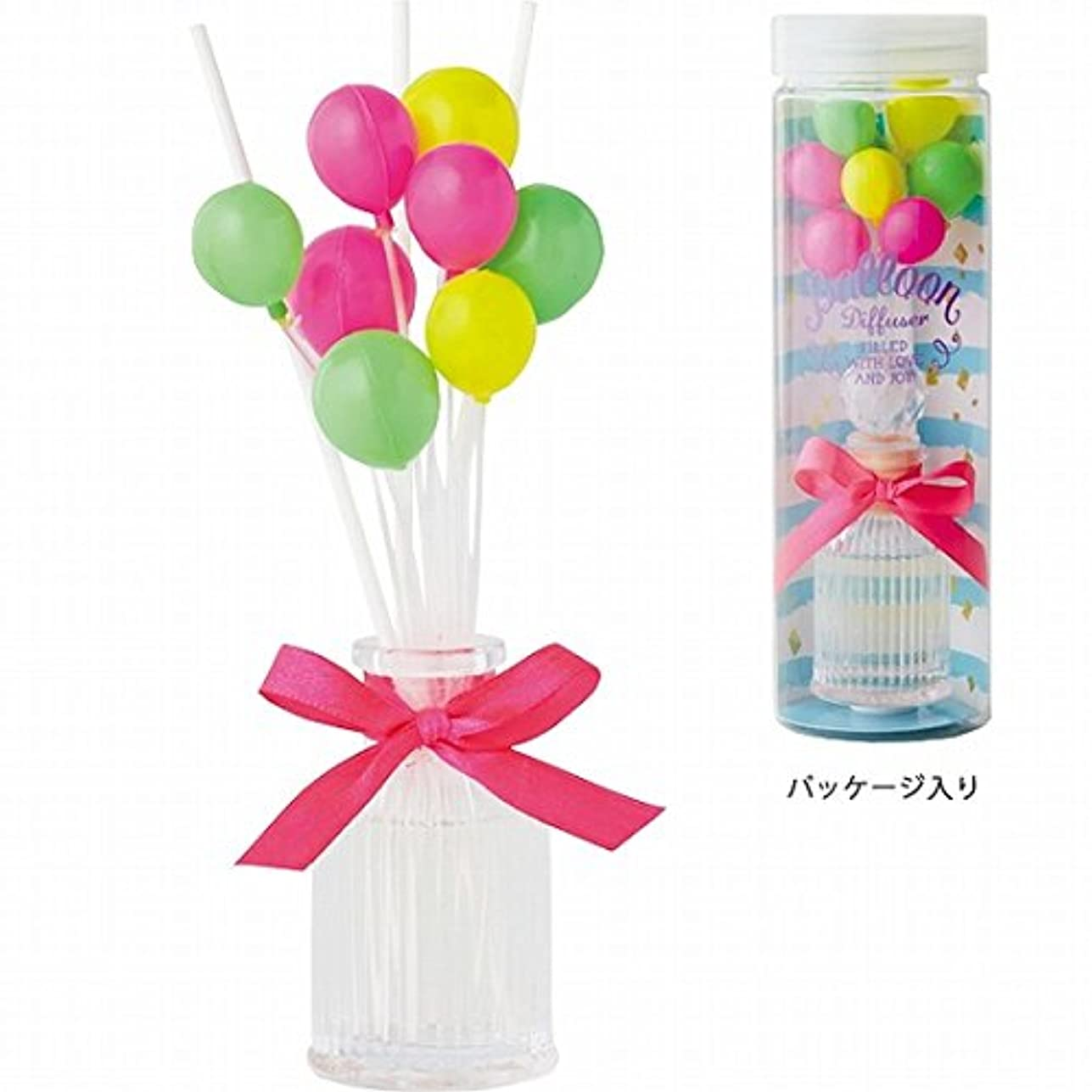 船で出来ている三番kameyama candle(カメヤマキャンドル) バルーンディフューザー(E3290510)