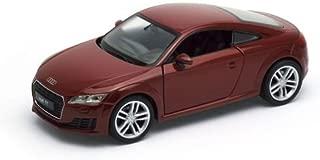 Welly Audi TT Coupe (2014) Diecast Model Car