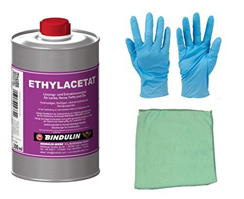 bester Test von sexdienerin Flüchtiges Ethylacetat-Reinigungsmittel 500 ml, Reinheit 99,5% (inklusive Steuern) 1 elastisches Mikrofasertuch…