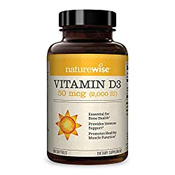 NatureWise Vitamin D3 Review