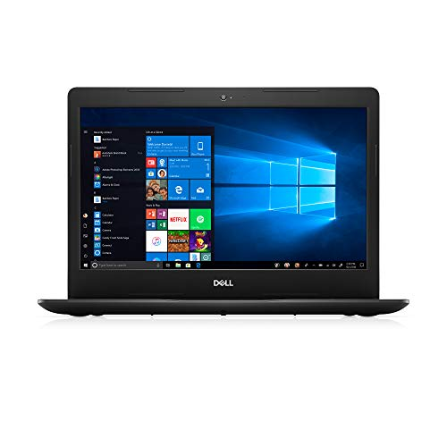 2019 Dell Inspiron 14' Laptop Computer| 10th Gen Intel Quad-Core i5 1035G4 Up to 3.7GHz| 4GB DDR4 RAM| 128GB PCIe SSD| Intel Iris Plus Graphics| 802.11ac WiFi| Bluetooth 4.1| USB 3.1| HDMI| Windows 10