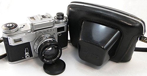 kiev-4m 4ロシアContax RF 35mmカメラhelios-10353mm F / 1.8レンズ