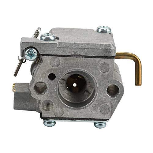 Carburador asequible para carburador WT827; Ryan Trimmers Zama C1U-P10A C1U-P14A WT-454 con herramienta de tornillo Pac Man