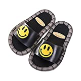 Kirin-1 Damen Plastik Schuhe Sandaeln,Led-Bunte Helle MäNner Und Frauen Eignen Sich FüR TäGliche Abnutzung, Feiertage, Feiern Und Versammlungen-Schwarz_34/35 SchuhläNge 195