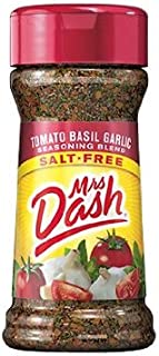 Mrs. Dash Tomato, Basil, Garlic, 2.0-Ounce (Pack of 6)