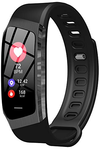 Smart Watch Touch Screen Android Smartwatch Blood Pressure Heart Rate Fitness Tracker Step Calorie Bluetooth Watch