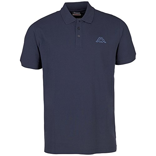 Kappa Polo Peleot Shirt, 821 blau (navy), XL, 303173