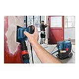 Bosch Professional 06012A2200 Schwingschleifer GSS 160-1 A, Staubbox inklusiv Microfilter, Schleifblatt, 1 x Schleifplatte, Karton, 180 W, 230 V, Mehrfarben - 2