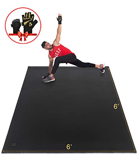 Gxmmat Large Exercise Mat - Perfect for MMA