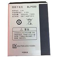 新品OPPO携帯電話用バッテリーOPPO A11 3000 3005 3007 BLP589交換用のバッテリー電池互換内蔵バッテリー2000mAh 3.8V