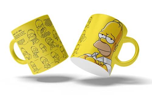 The Simpson Homer Tasse
