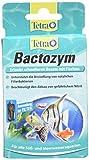 Tetra Bactozym (para bioactividad instantánea en filtro y acuario, facilita la entrada de nuevas piscinas, promueve la eliminación de impurezas orgánicas) 10 cápsulas