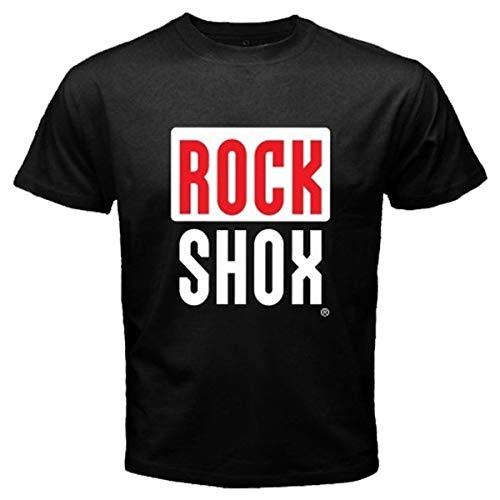 ROCKSHOX Rock Shox Shock Suspension Mountain Bike Racing Bicycle MTB T Shirt