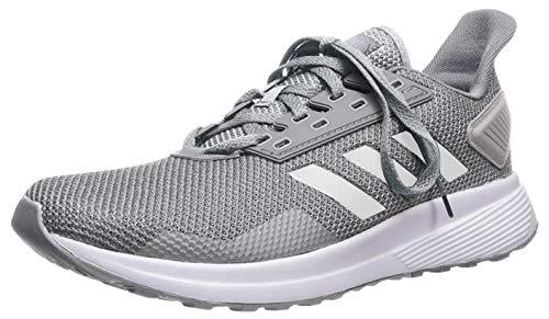 adidas Duramo 9 Shoes Men's, Grey, Size 7.5